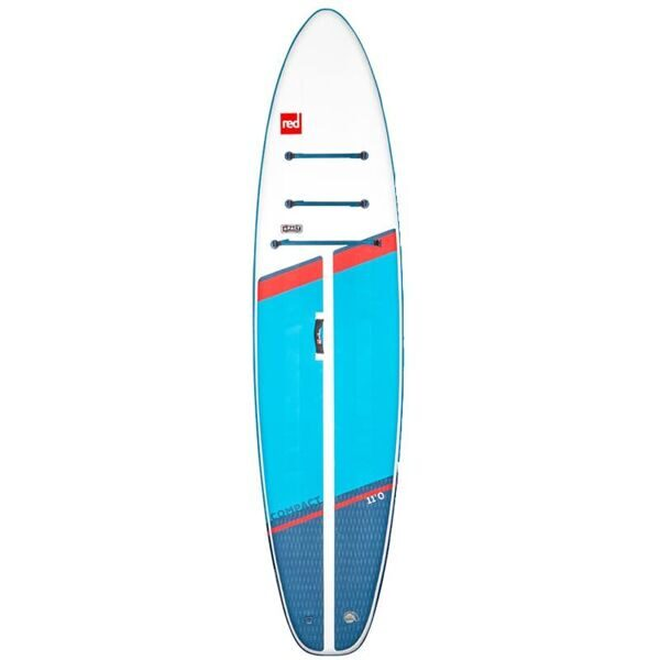 11'0″ COMPACT INFLATABLE PADDLE сап BOARD