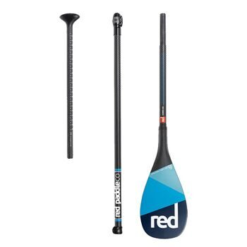 Карбоновое весло RED PADDLE 19/20 CARBON 100% CARBON (3 piece) AntiTwist