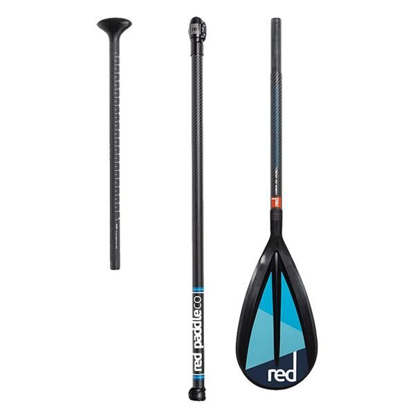 Карбоновое весло RED PADDLE 19/20 CARBON 100% NYLON (3 piece) AntiTwist